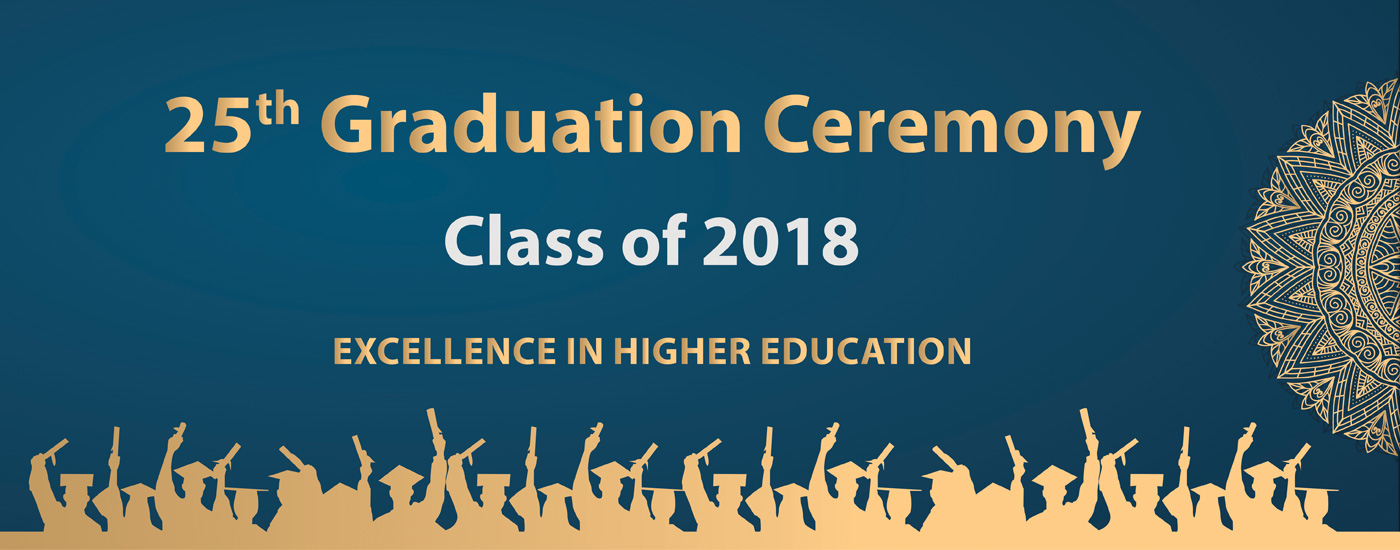 MCBS Celebrated Its 25th Commencement Ceremony of 340 Students
