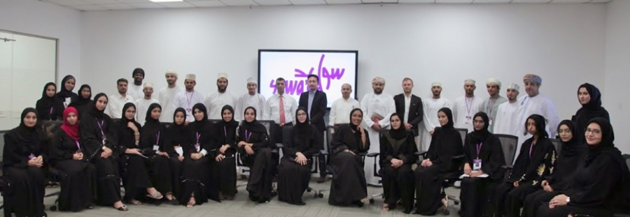 Three MCBS Students Successfully Completed the Students Workplace Awareness Program Sponsored by ASYAD and MAHART